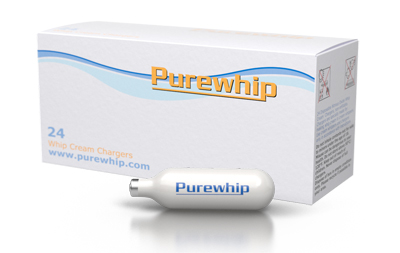 Purewhip Cream Chargers - 2 Case Special