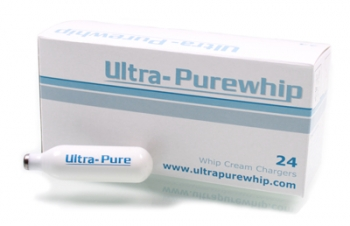 Ultra-Purewhip Cream Chargers - Box of 24
